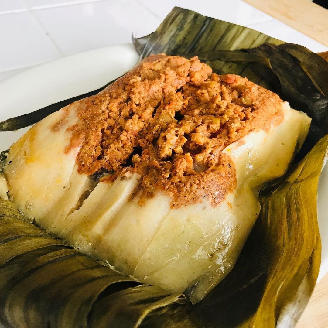 tamales yucatecos