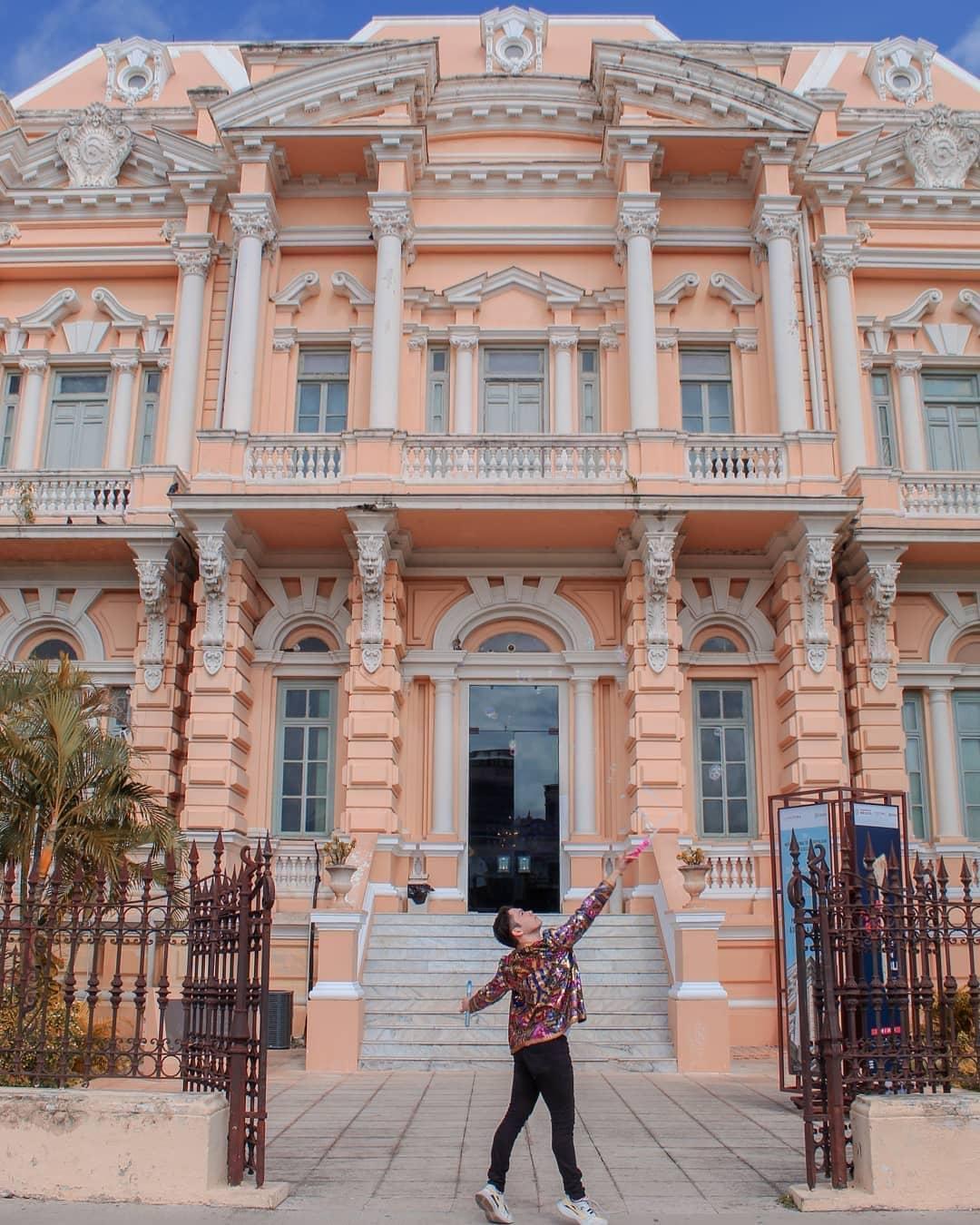 Museo Palacio Canton merida yucatan top yucatan instagram