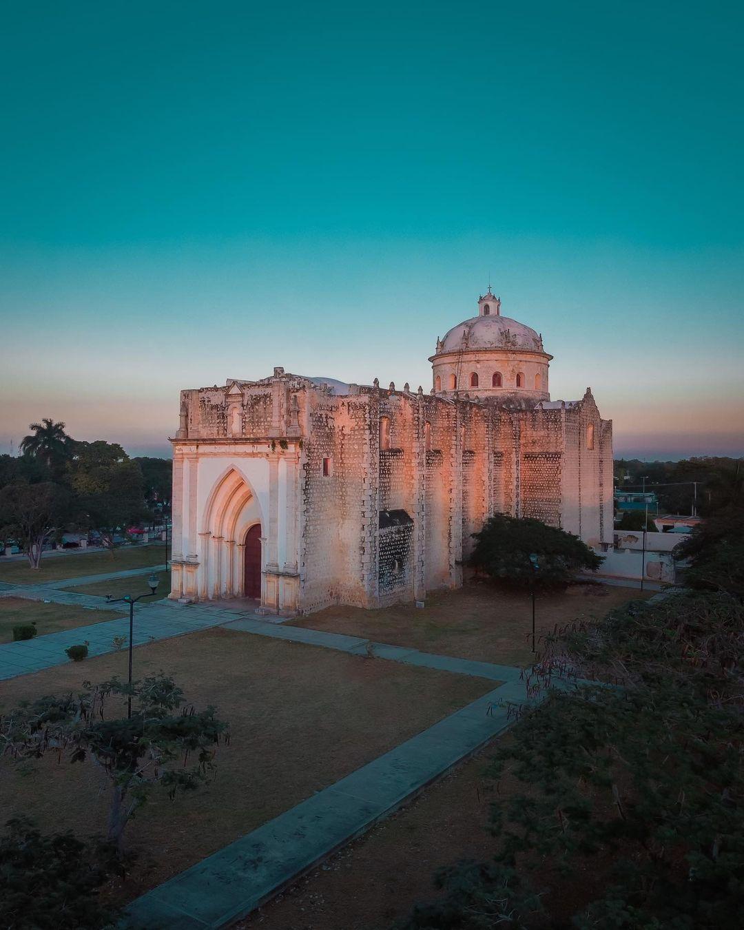 Iglesia de Umán, Yucatán