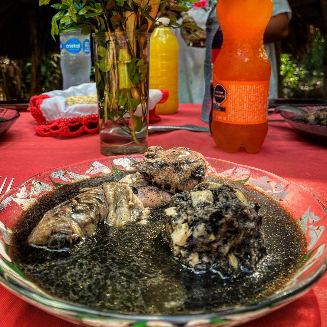 receta de relleno negro