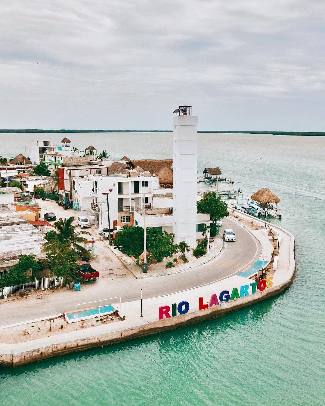 Río Lagartos, Yucatán
