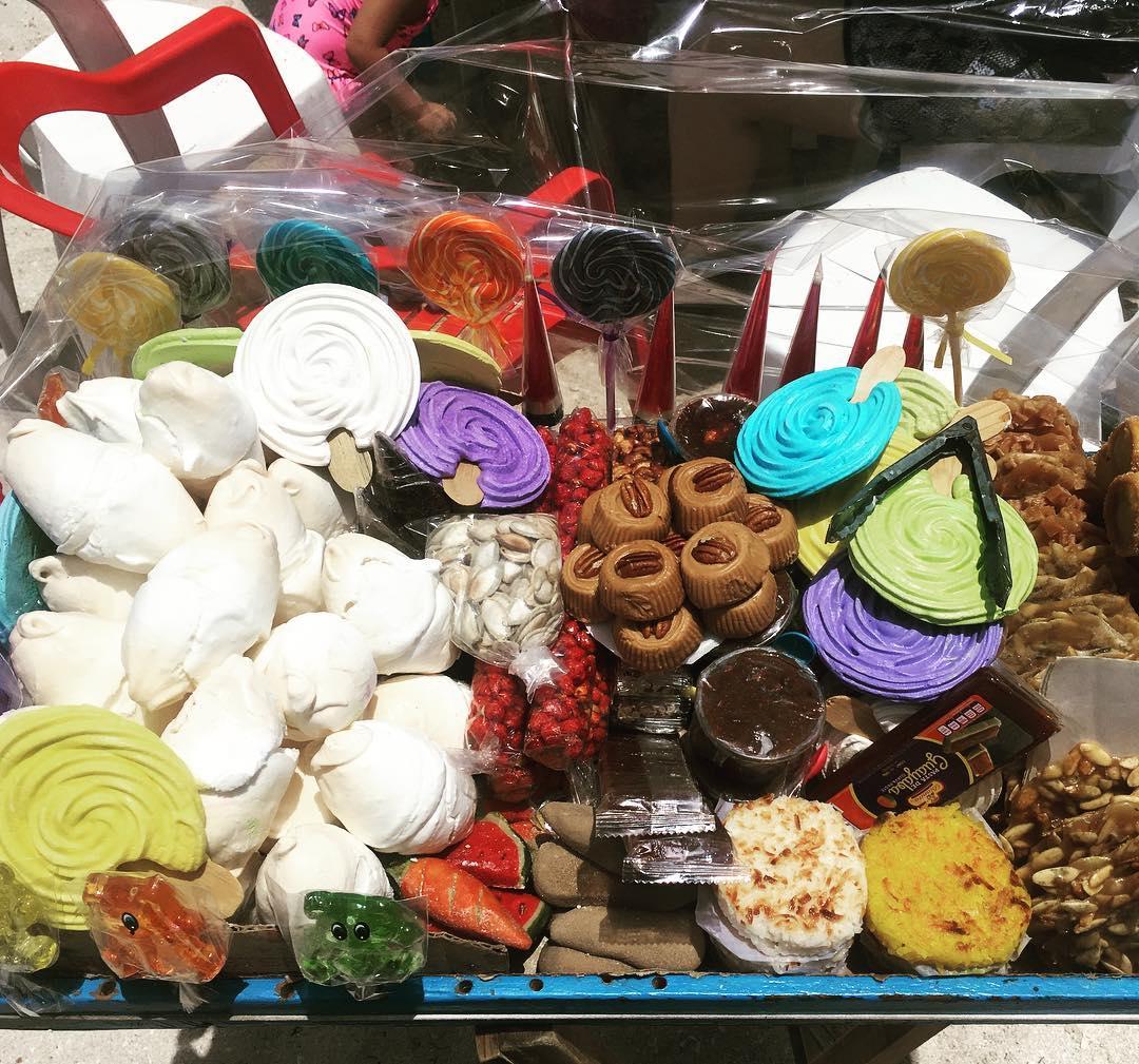 dulces yucatecos