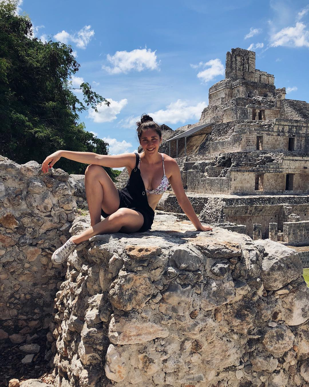 zona arqueologica edzna campeche, top yucatan, yucatan peninsula