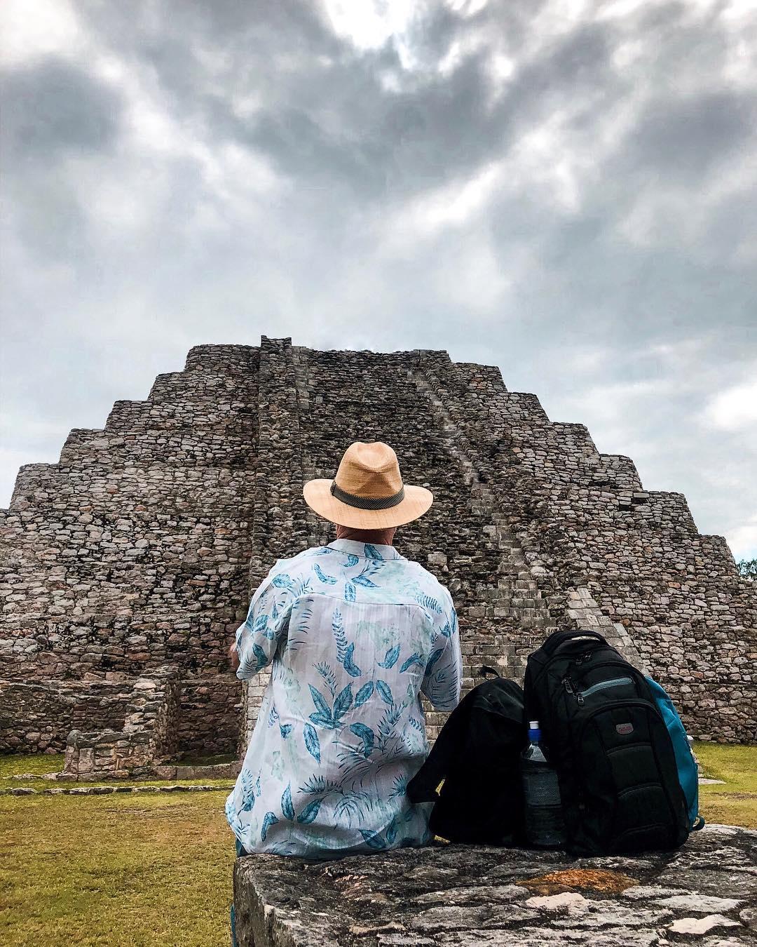 Zonas arqueológicas en Yucatán