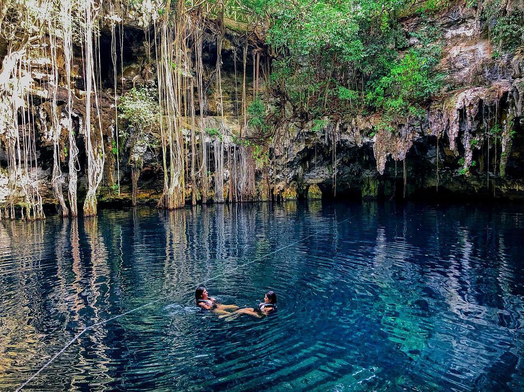 los mejores cenotes de yucatan, top yucatan cenotes hermosos, cenote yokdzonot