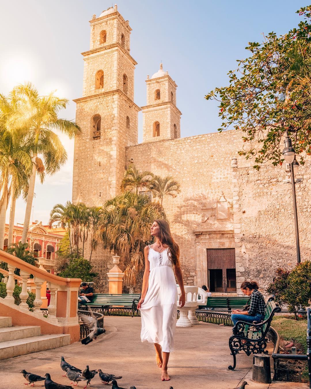 Parque hidalgo merida yucatan top yucatan instagram merida centro