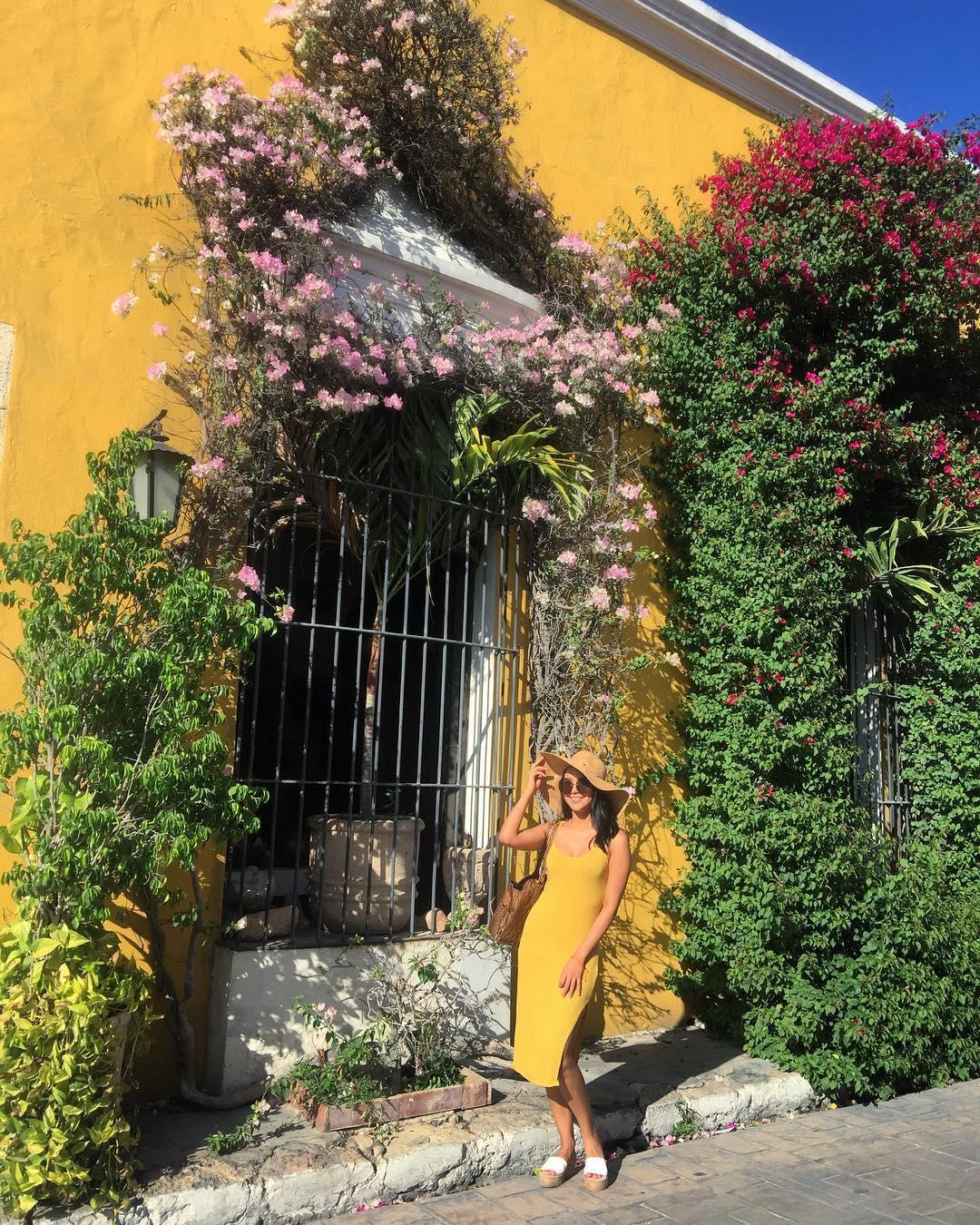 restaurante kinich izamal, top yucatan instagram, izamal pueblo magico, gastronomia de yucatan
