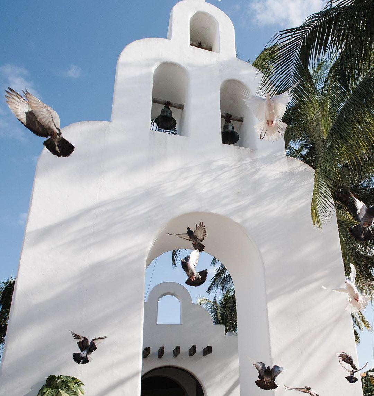 capilla playa del carmen, quinta avenida, top yucatan, playa del carmen, turismo, yucatan peninsula