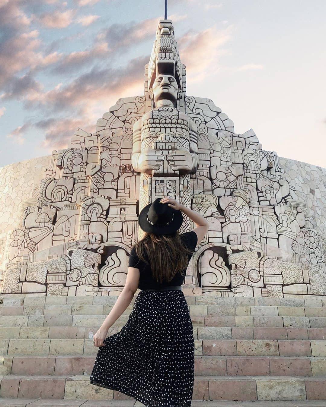 Monumento a la Patria merida yucatan top yucatan instagram