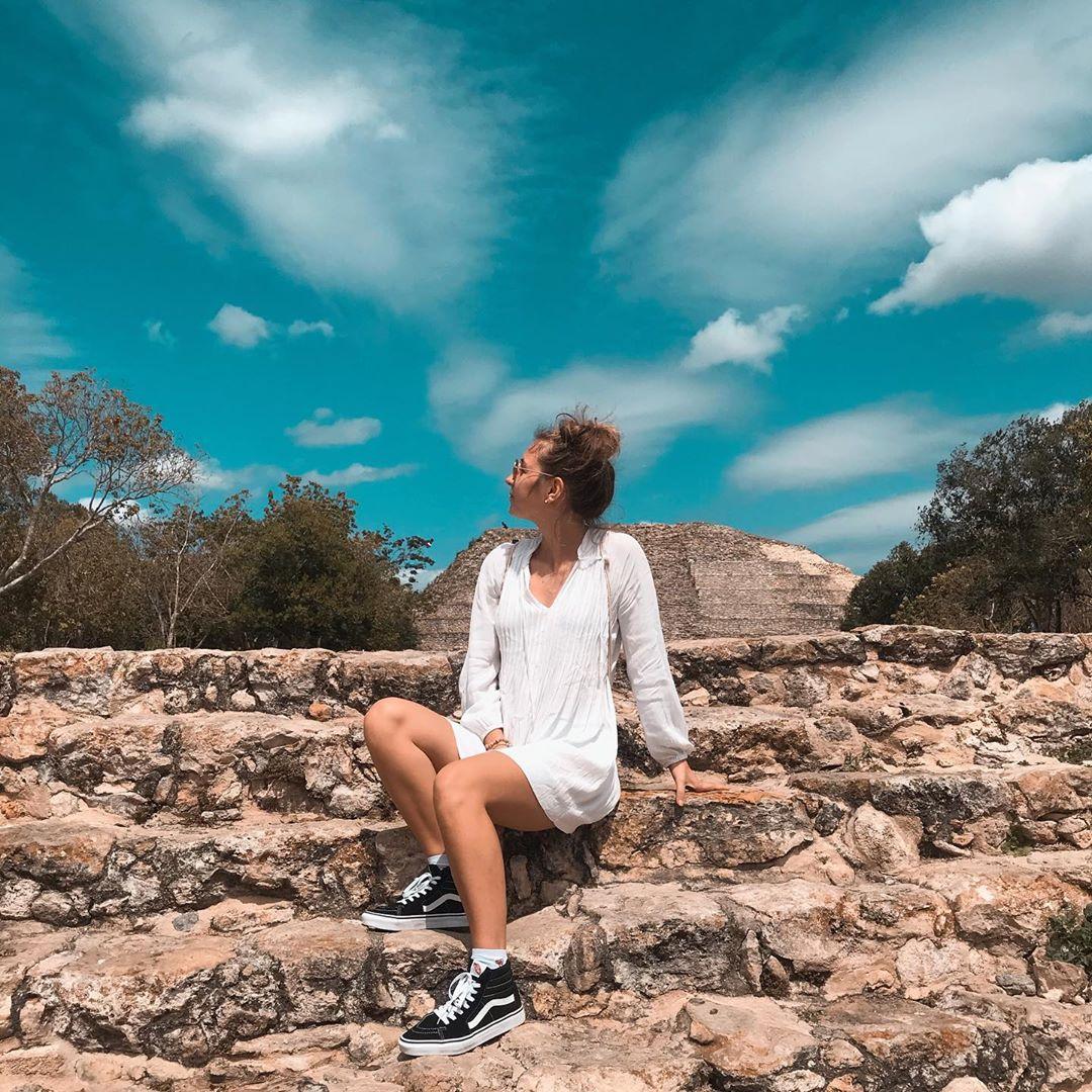 piramide kinich kakmo, pueblo magico izamal, pueblo amarillo, top yucatan