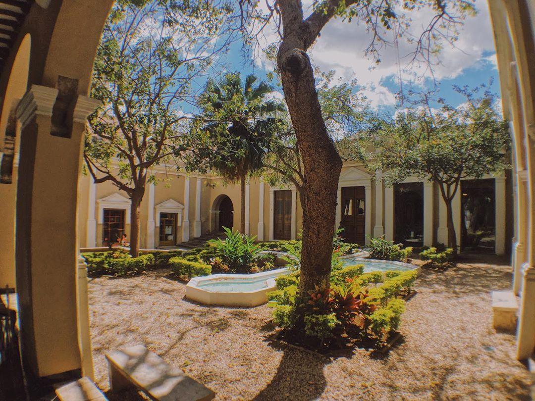 Casa de los montejo, merida, top yucatan, lugares turisticos merida