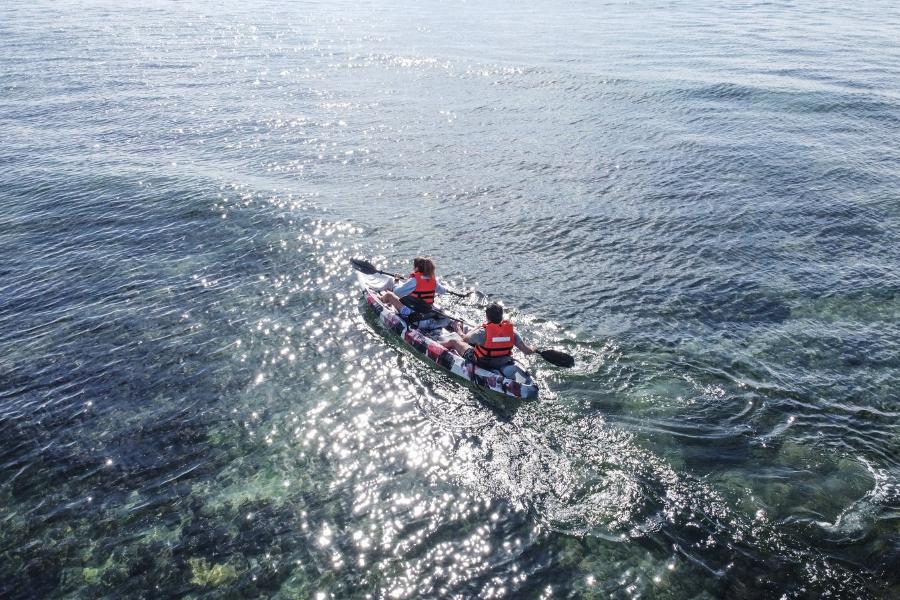 kayak en tulum