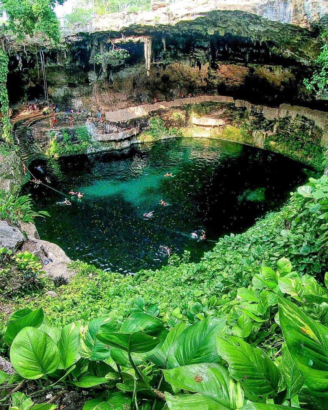 cenote-zací