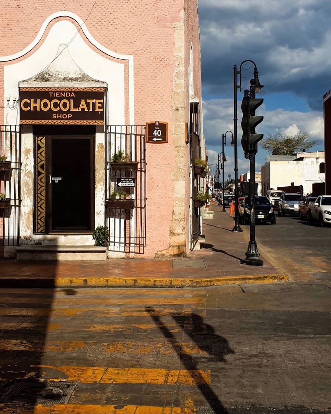 Chocolate maya en valladolid