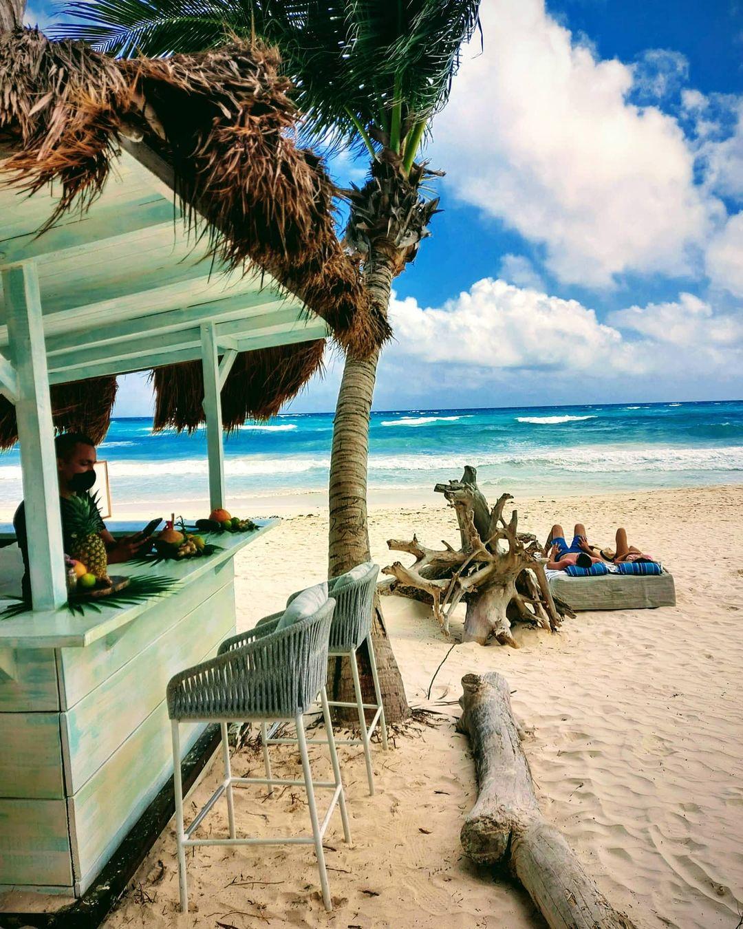 Cabañas Tulum Beach hotel &spa