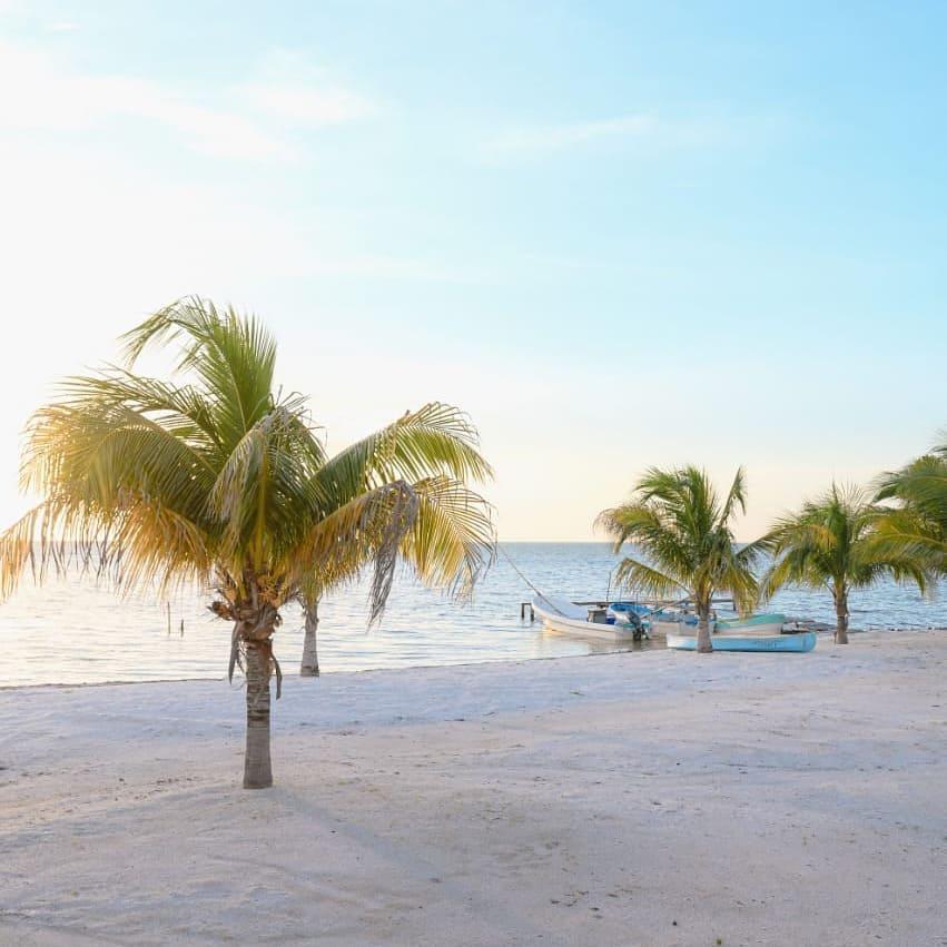 playa isla arena