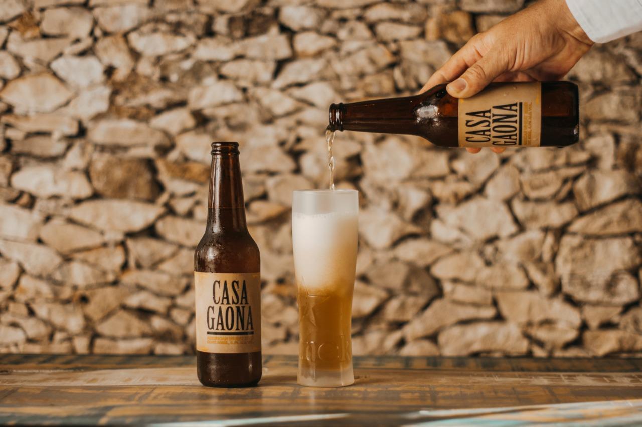 Cerveza Casa Gaona