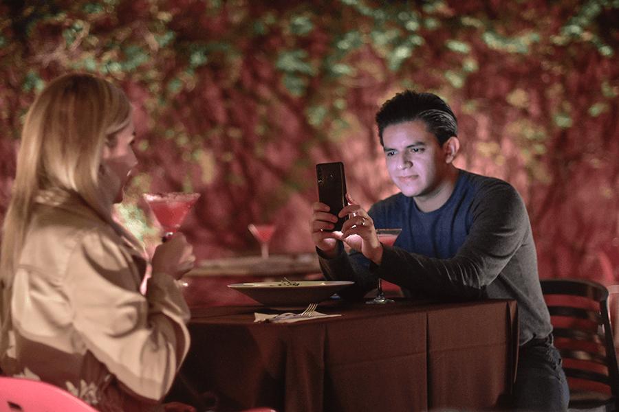 restaurante rosas & xocolate merida paseo de montejo menu cena