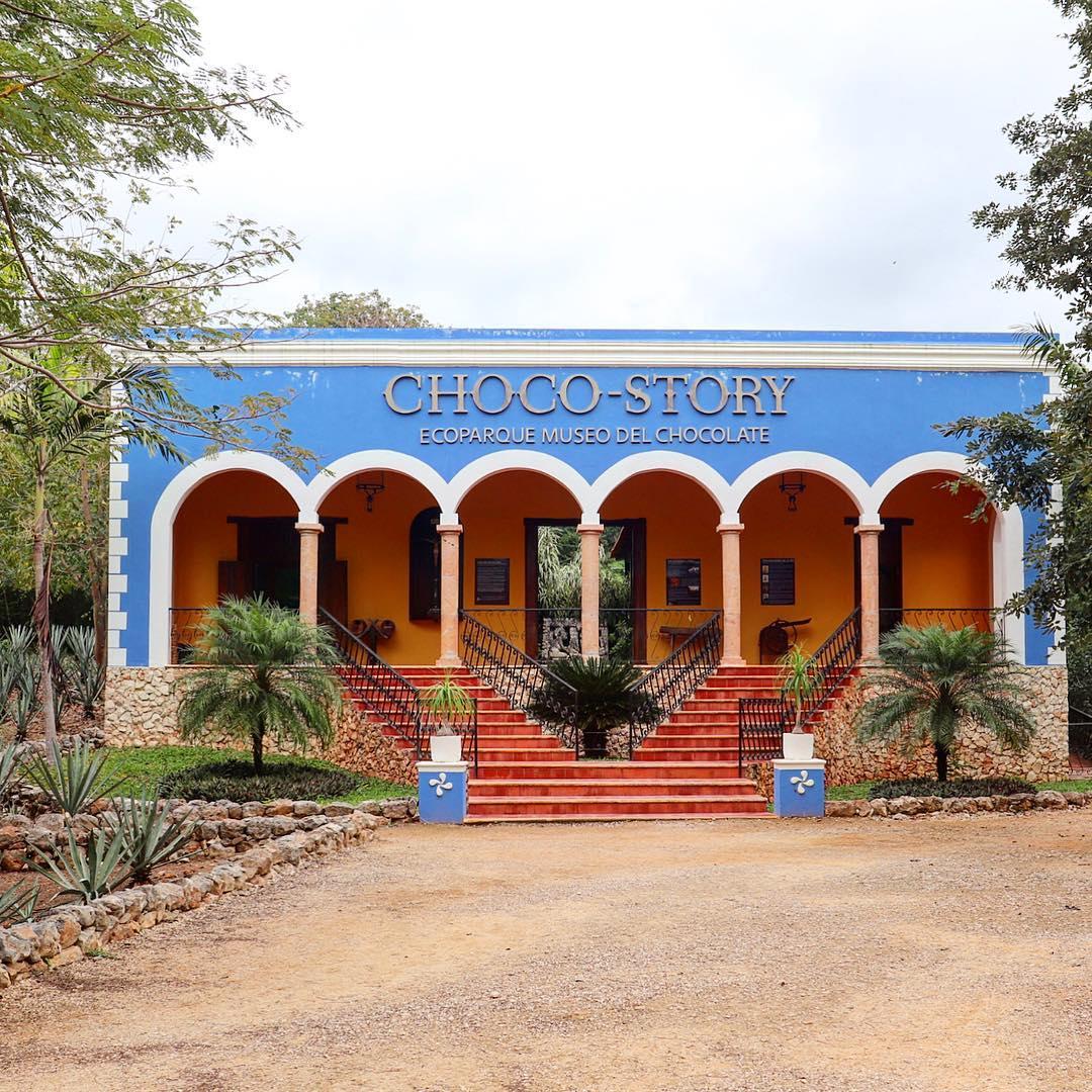 museo de chocolate en Oxkutzcab