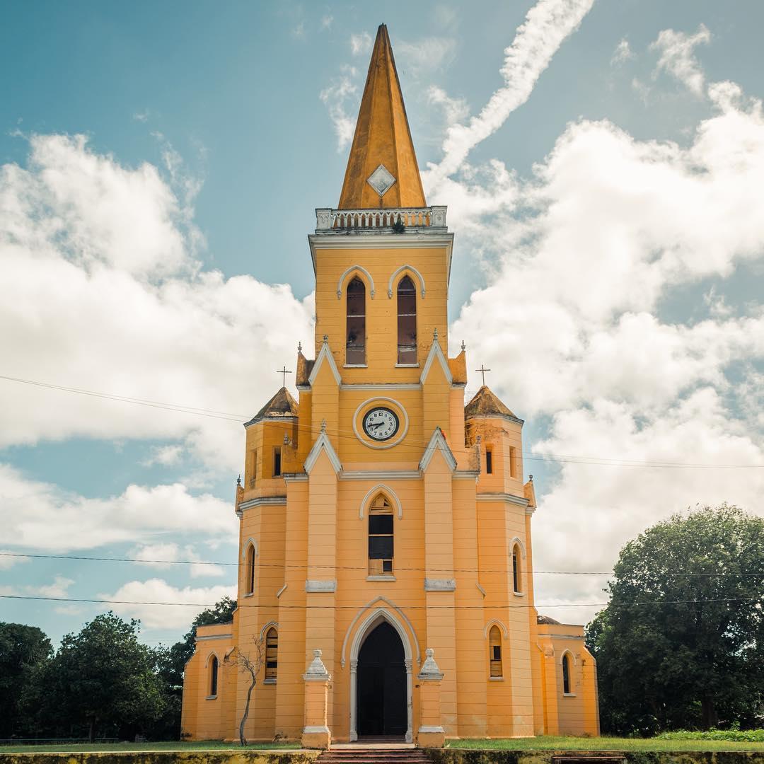 iglesia de ekneken