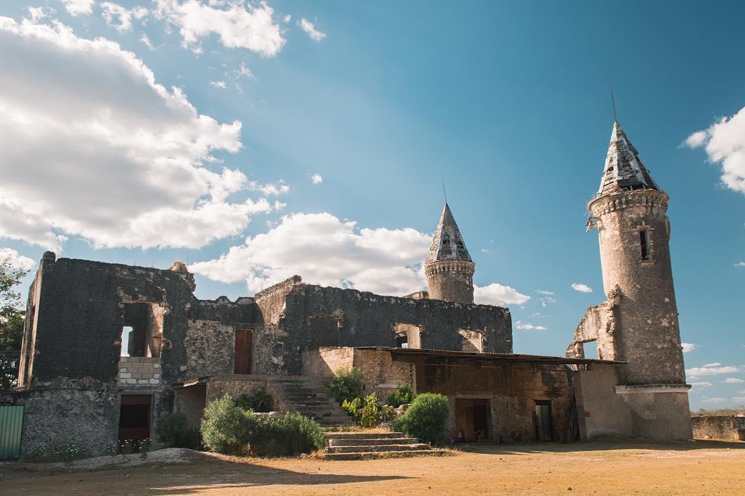 Ex hacienda Santa Eduviges