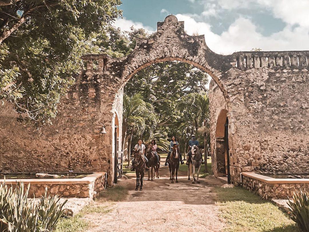 hacienda en yucatan