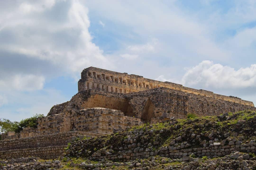 zona arqueolica kabah