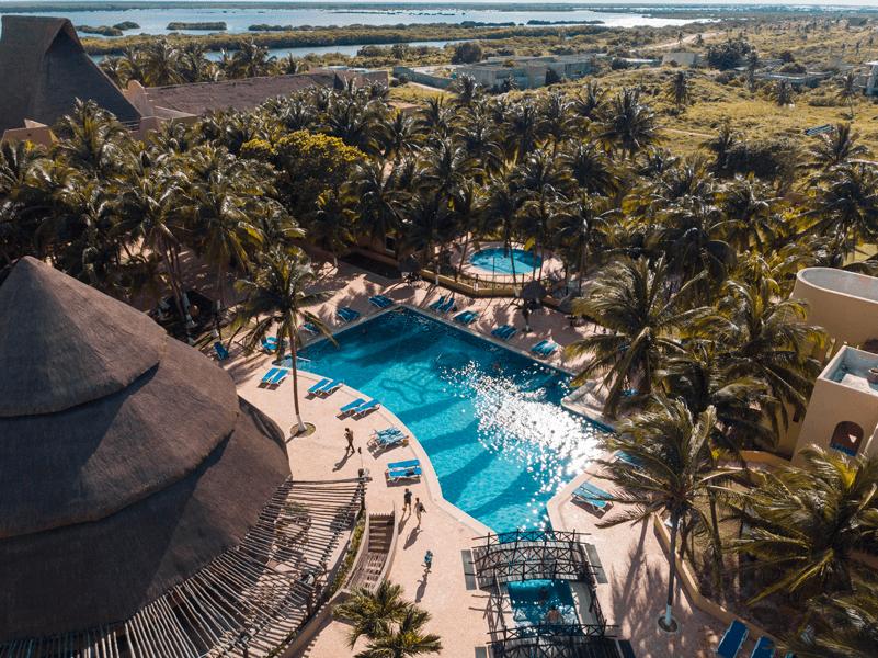 hotel reef yucatan hotel de playa yucatan hotel todo incluido en telchac yucatan playas