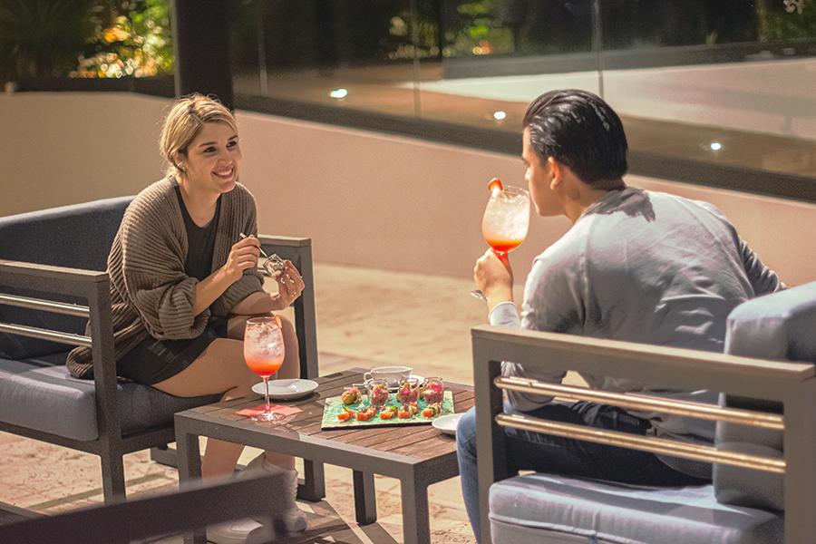 NH Collection Merida Hotel para parejas