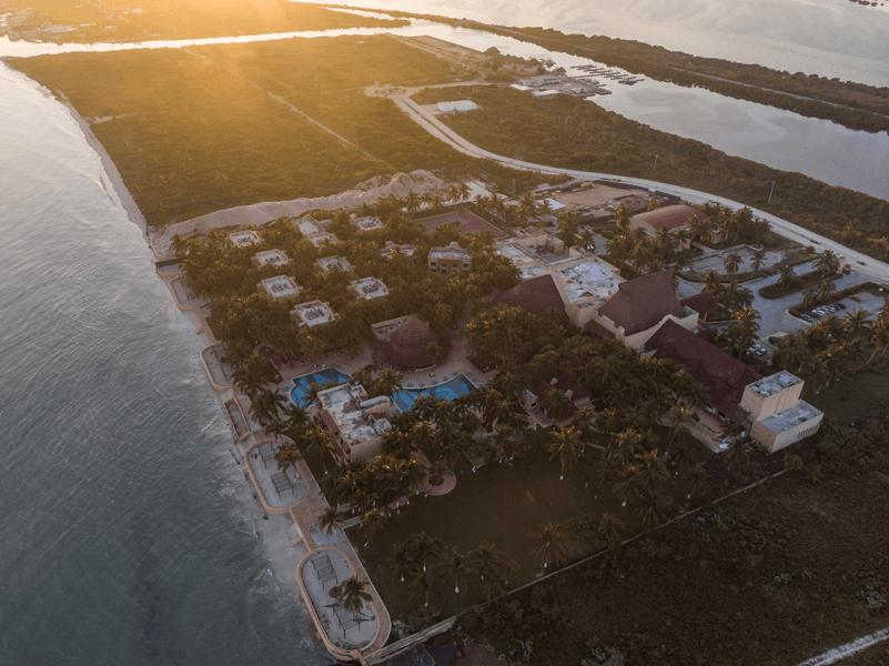 hotel reef yucatan hotel de playa cerca de merida todo incluido