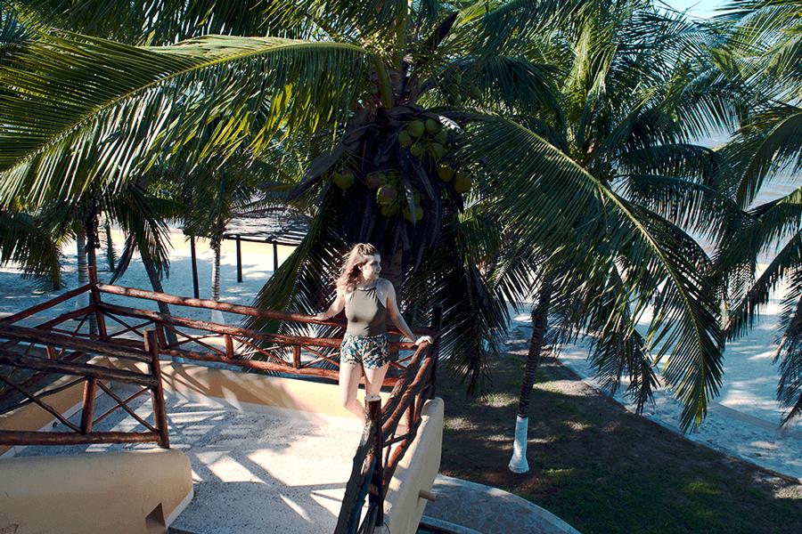 HOTEL TODO INCLUIDO EN YUCATAN, HOTEL DE PLAYA YUCATAN, HOTEL REEF TELCHAC PUERTO