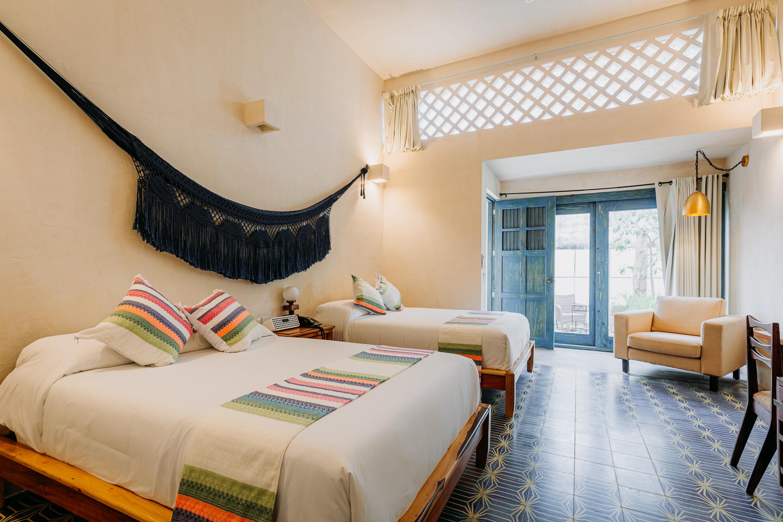 hotel waye valladolid yucatan
