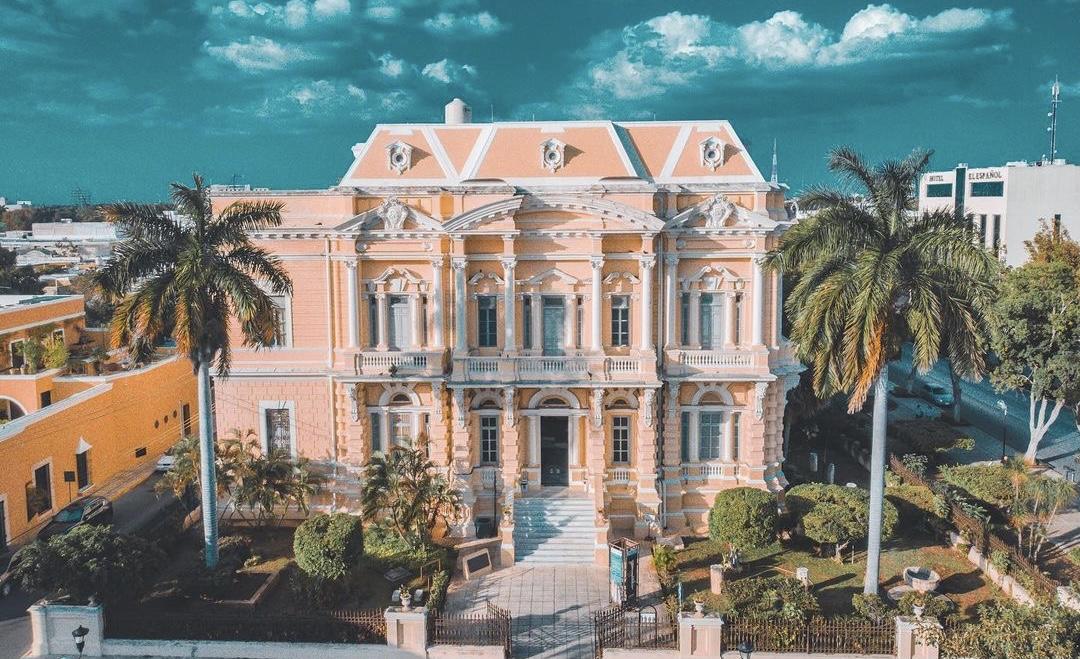 Que hacer en Merida, ir al palacio canton