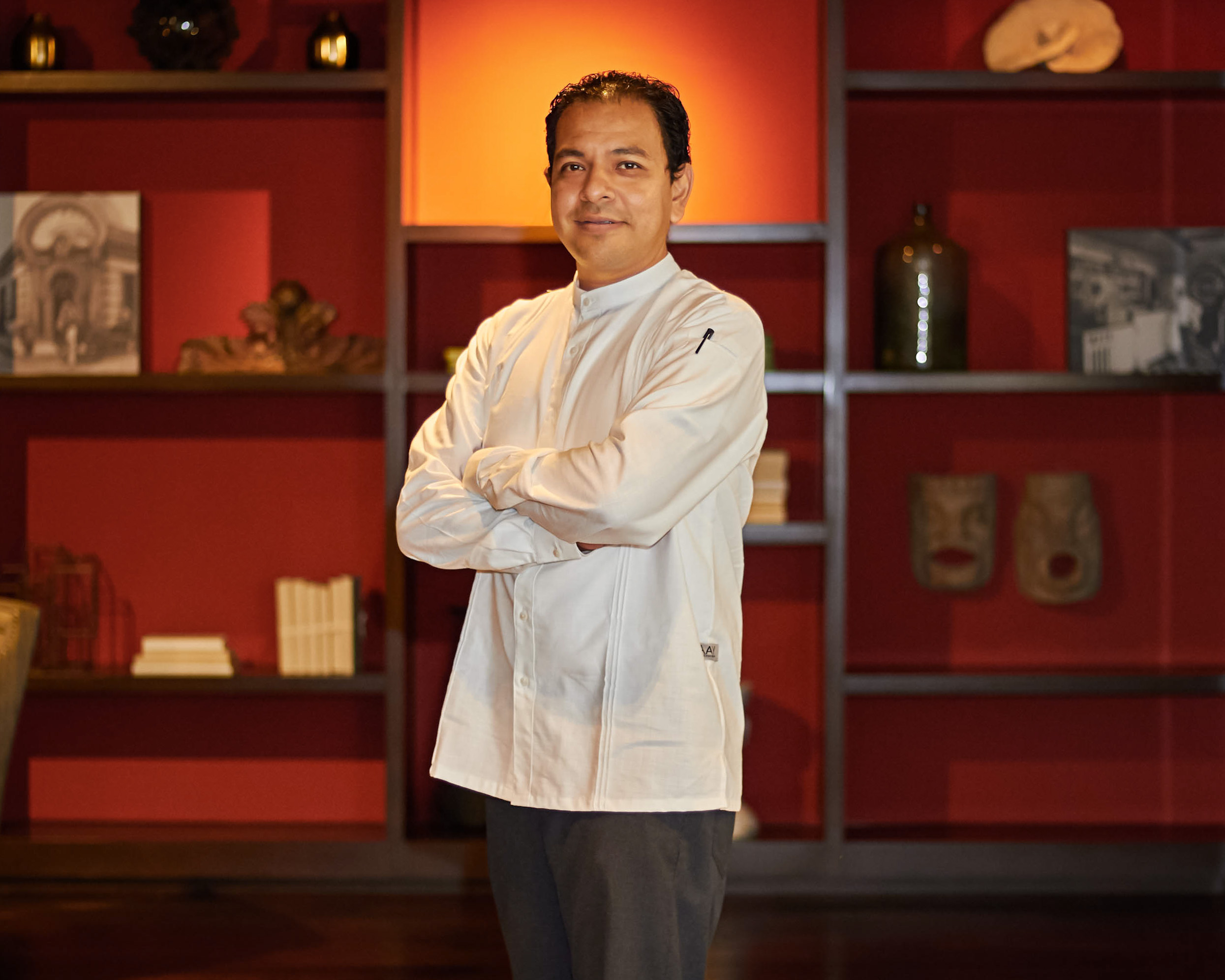 david reyes chef ejecutivo hyatt regency merida