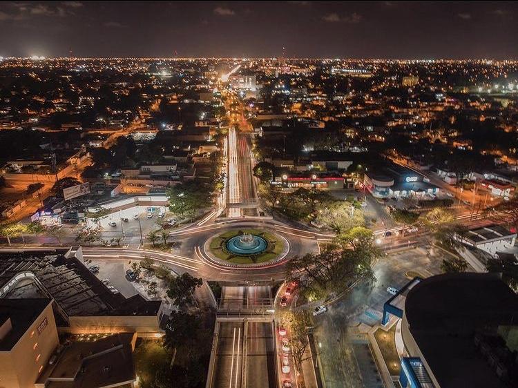 paso deprimido Mérida Yucatán