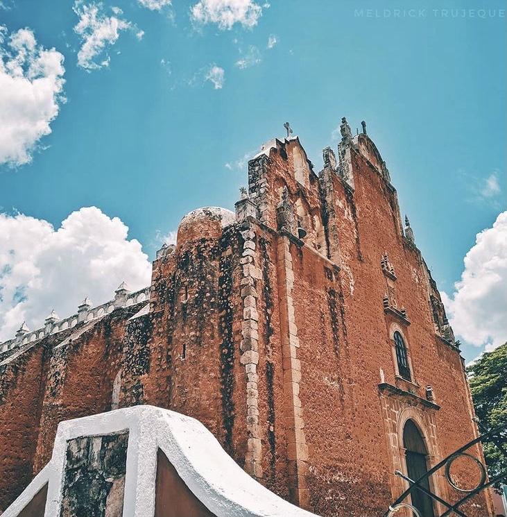parroquia de San Juan Bautista tekax yucatán