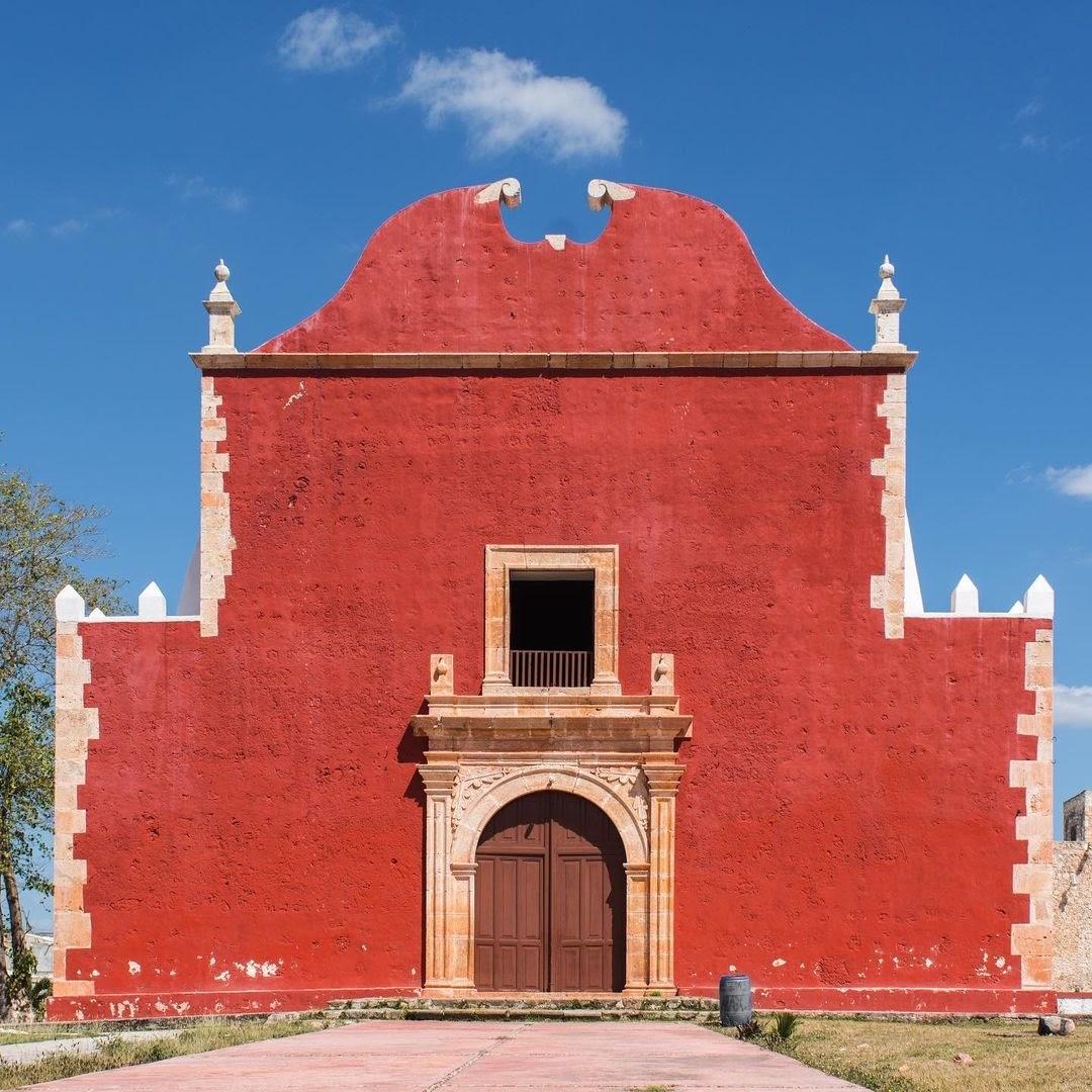 maxcanu iglesia