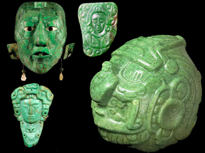 similitudes entre la cultura maya y la china