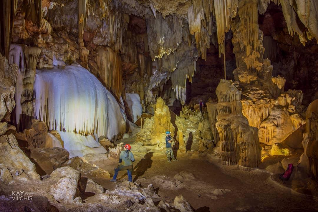 grutas chocantes