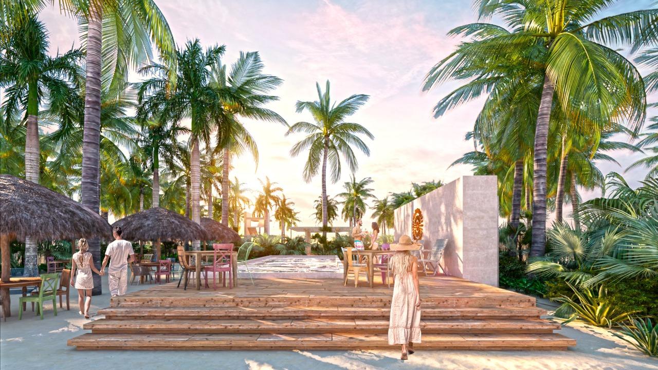 Komunah San Crisanto Beach Club