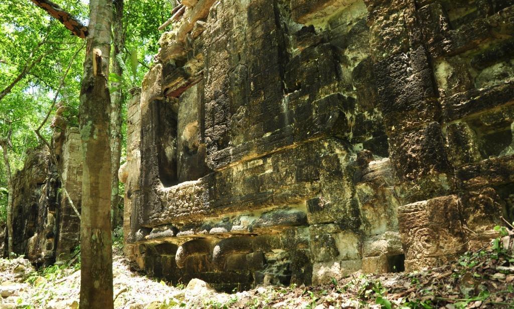 lagunita zona arqueológica