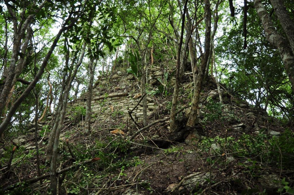 lagunita zona arqueologica