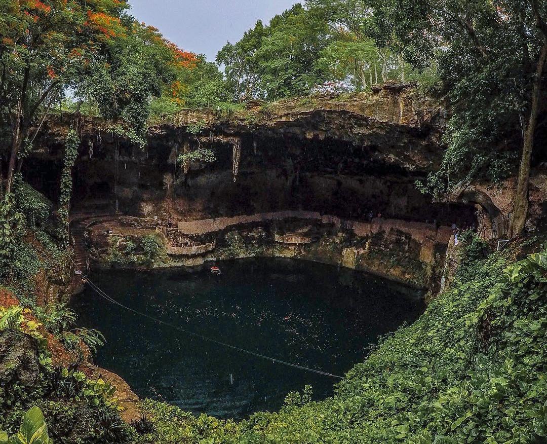cenote-zací-videos