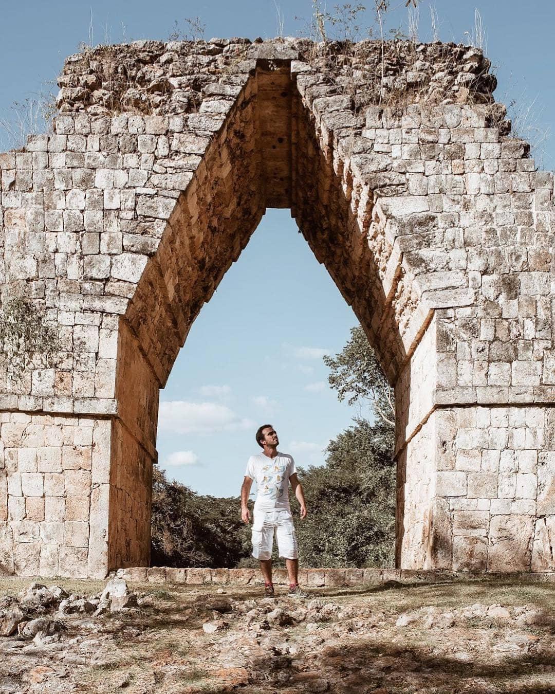 zona arqueologica kabah