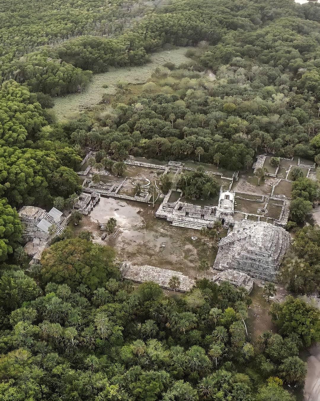 ruinas de xcambo