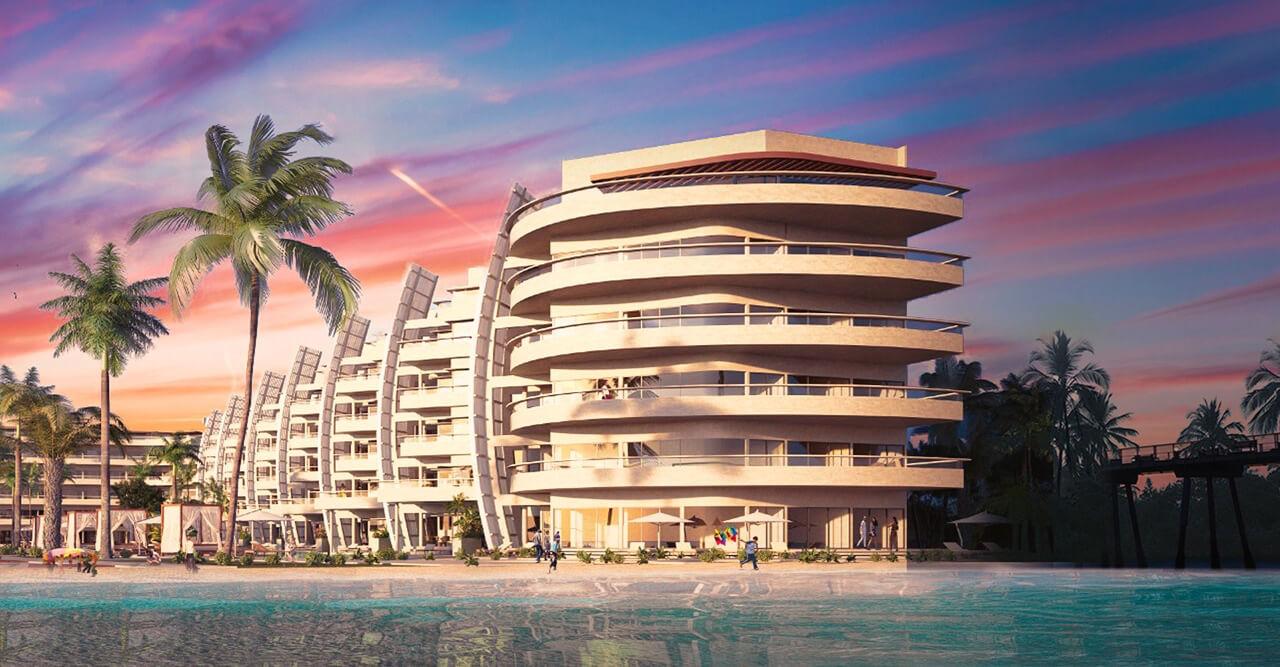 Navela Telchac departamentos de luja en la playa de yucatan