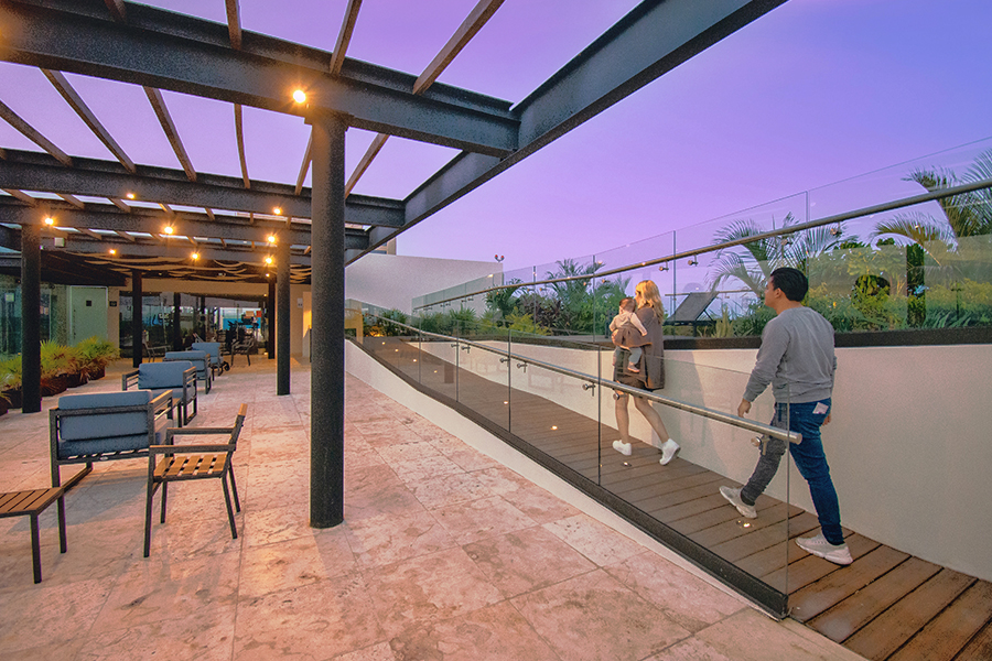 NH Collection Merida en Familia Rooftop