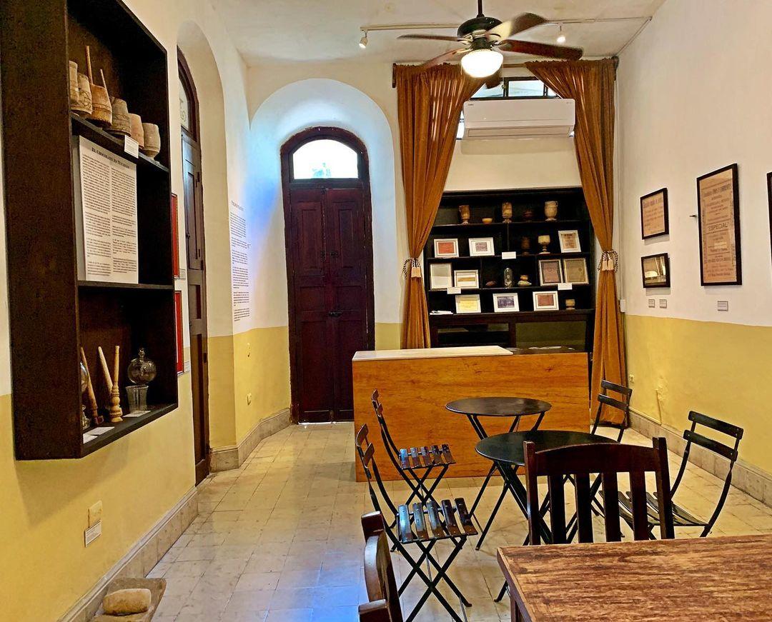 cafeterias en merida yucatan