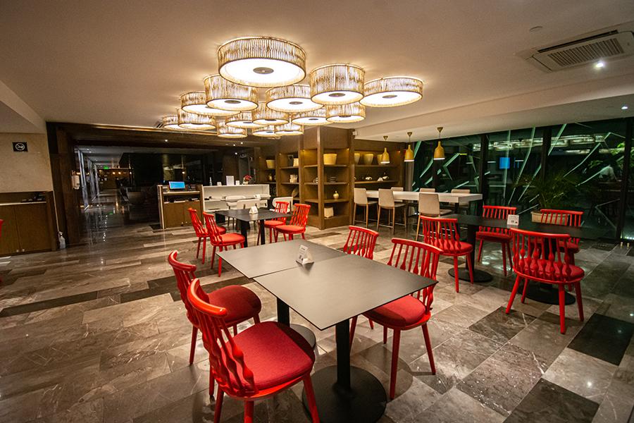 Restaurante NH Collection Merida
