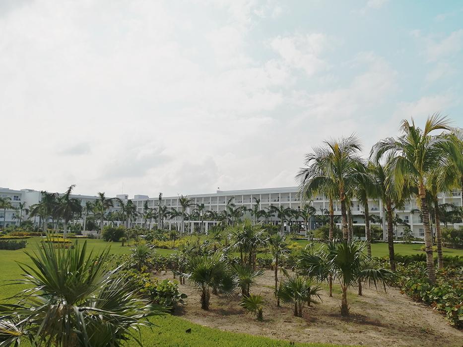 RIU Palace Costa Mujeres Jardin interior